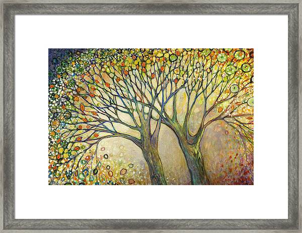 Entwined No 2 Framed Print