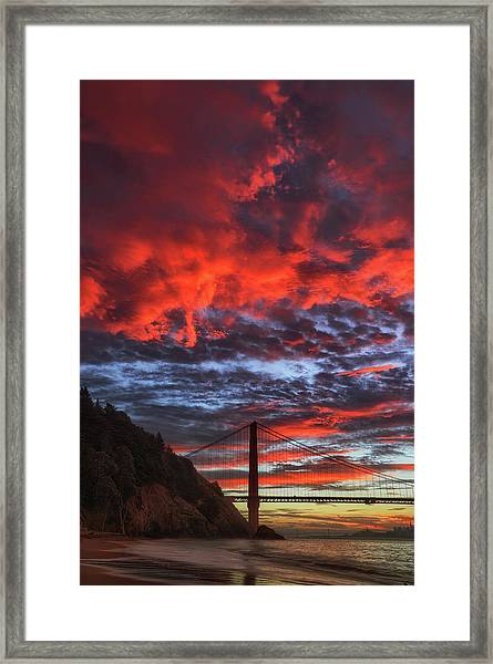 Epic Kirby Framed Print by Vincent James