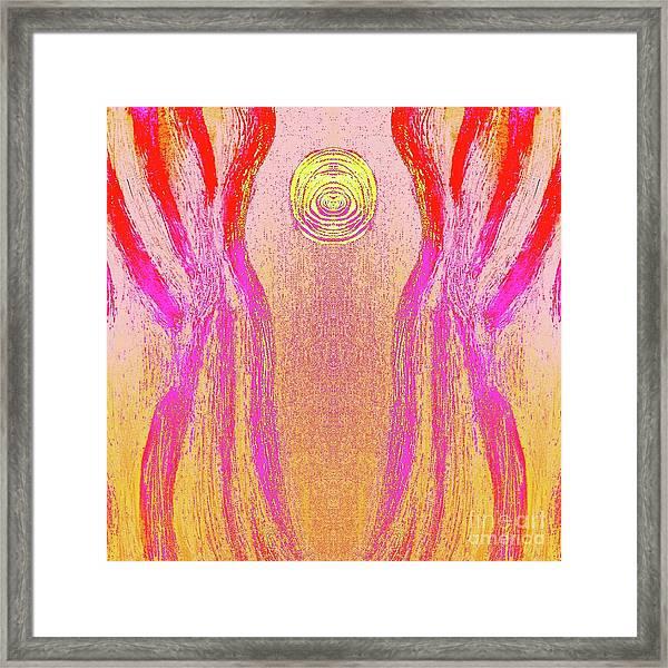 Equipoise Framed Print