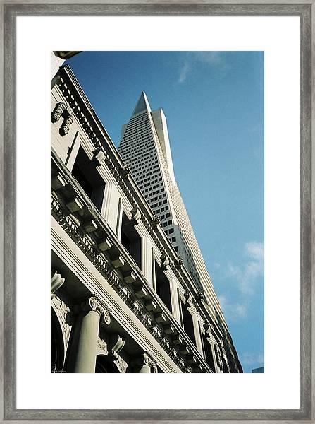 Eras, San Francisco Framed Print