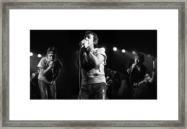 Eric Burdon 3 Framed Print