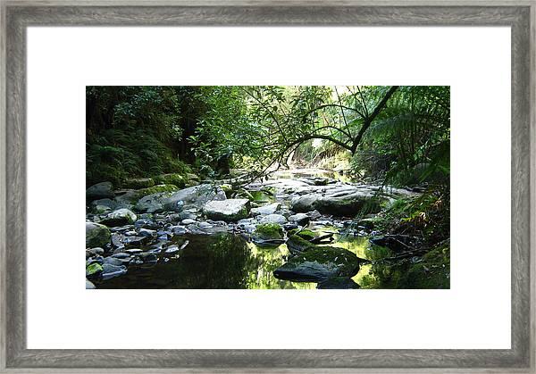 Erskine River Framed Print