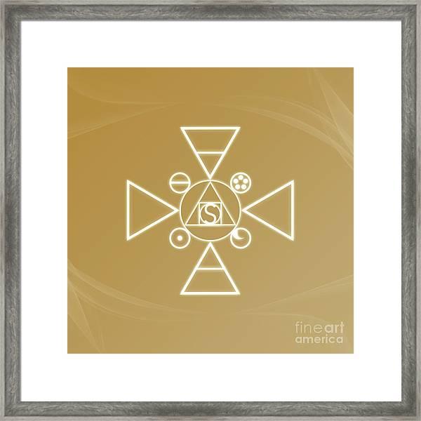 Essence Of The Spirit Framed Print