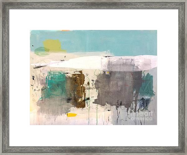 Evasion Framed Print