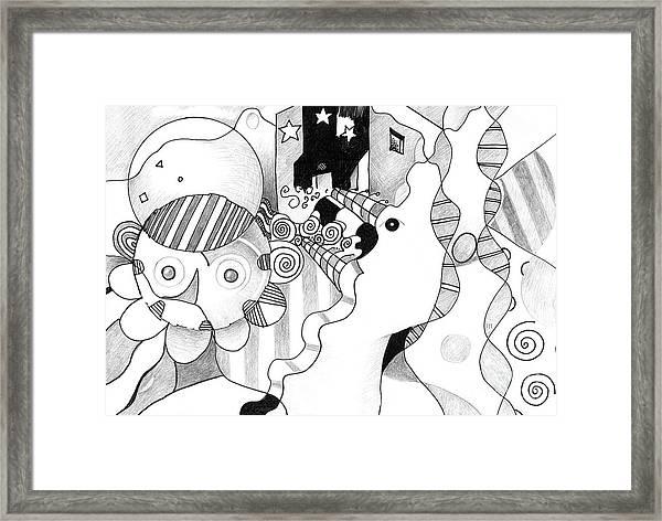 Everybody Dreams Framed Print
