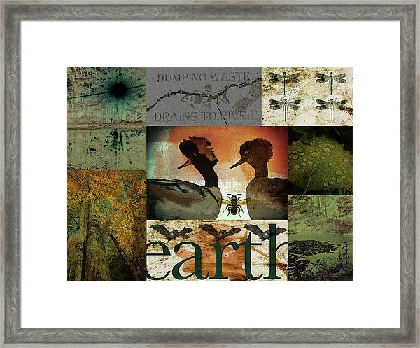 Exemplifies The Remarkable Breadth Framed Print