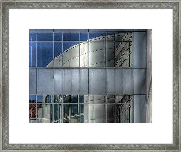 Exeter Hospital Framed Print