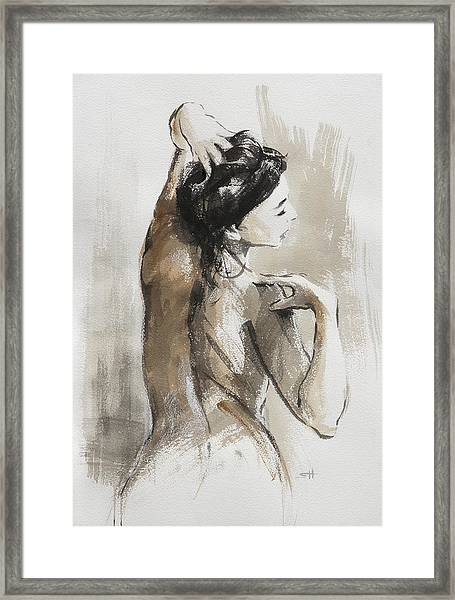 Expression Framed Print