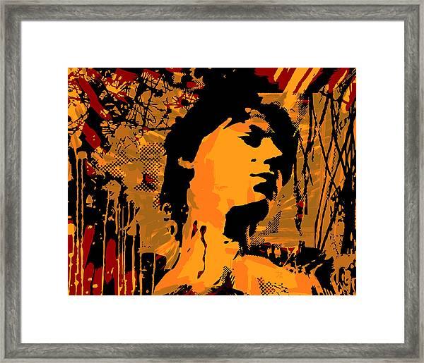 Exsanguis Framed Print by Tom Deacon