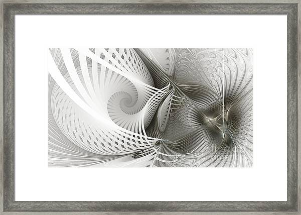Extensions Framed Print
