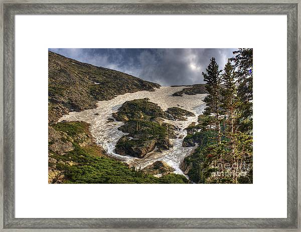 Extreme Trail Framed Print
