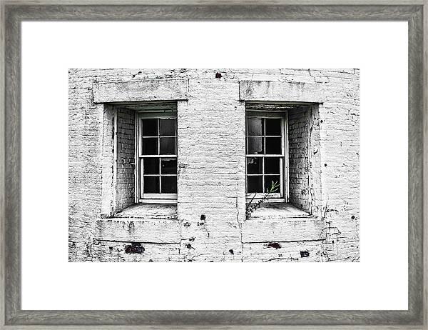 Eye Light Framed Print