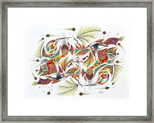 Eyepsych Framed Print