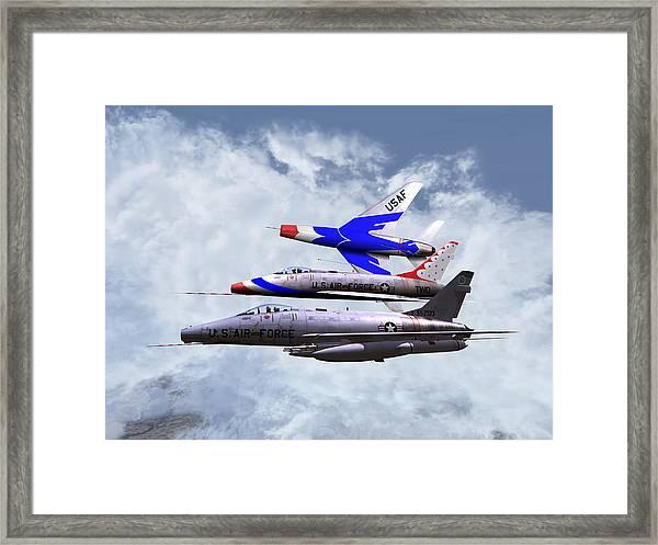 F100 0-41787 Njang 001 Framed Print