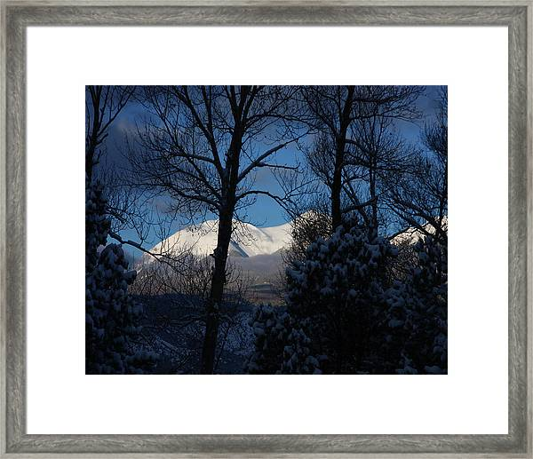 Faawinter001 Framed Print