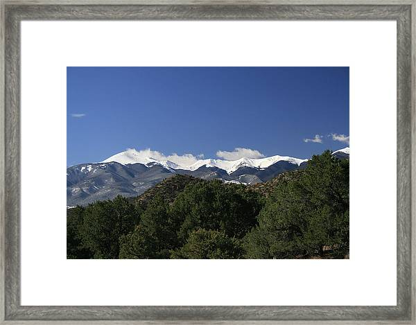 Faawinter002 Framed Print