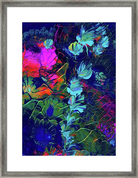 Fairy Dusting 2 Framed Print