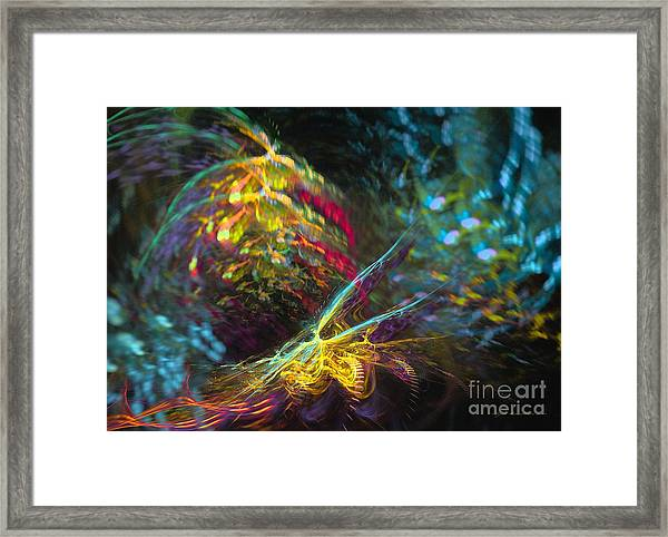 Fairy's Rhapsody Framed Print