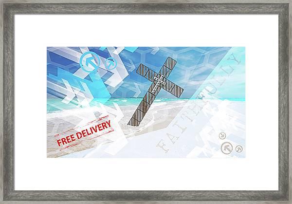 Faithfully Framed Print