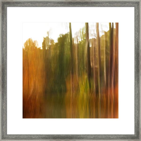 Fall Energy Framed Print