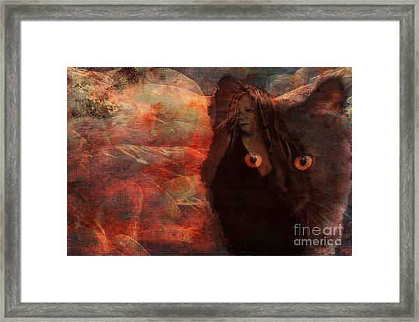 Familiar 2015 Framed Print