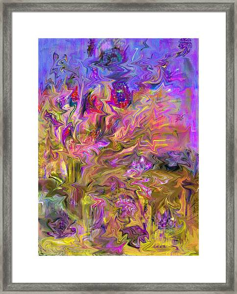 Fantasia Painting Framed Print
