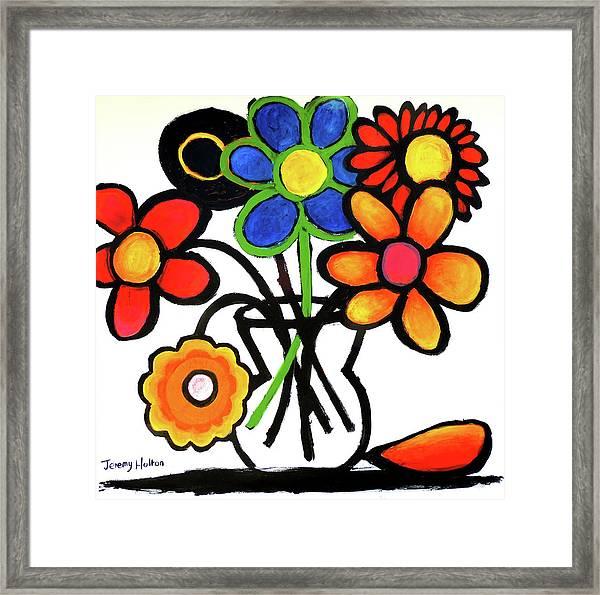 Fantastic Colour Framed Print