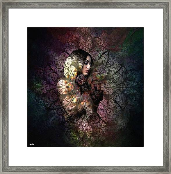Fashion Designer 002 Framed Print