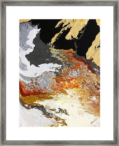 Fathom Framed Print