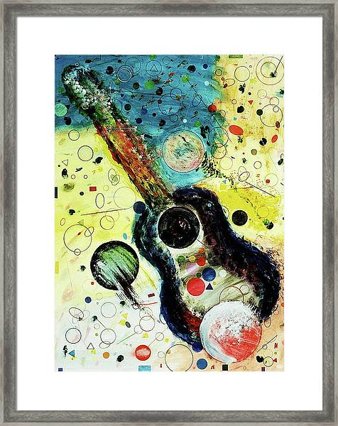 Framed Print featuring the mixed media Favorites by Michael Lucarelli