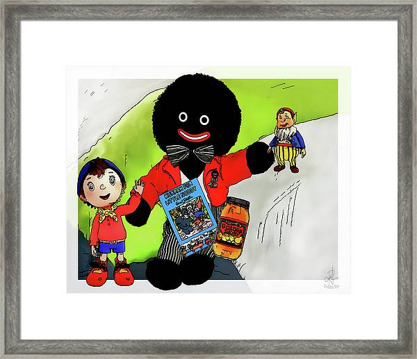 Favourite Childhood Memories Framed Print