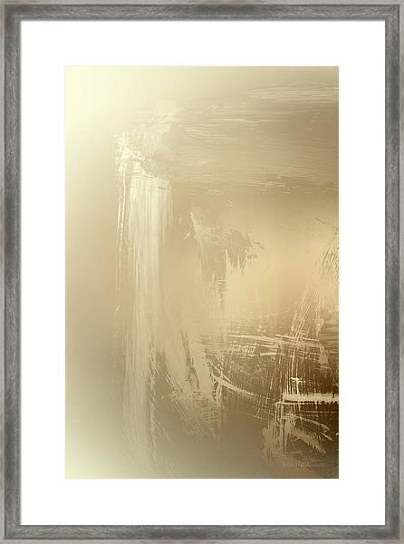 Elven Gem Smith Framed Print