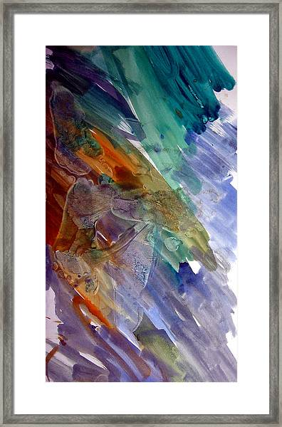 Feet Framed Print by Leigh Odom