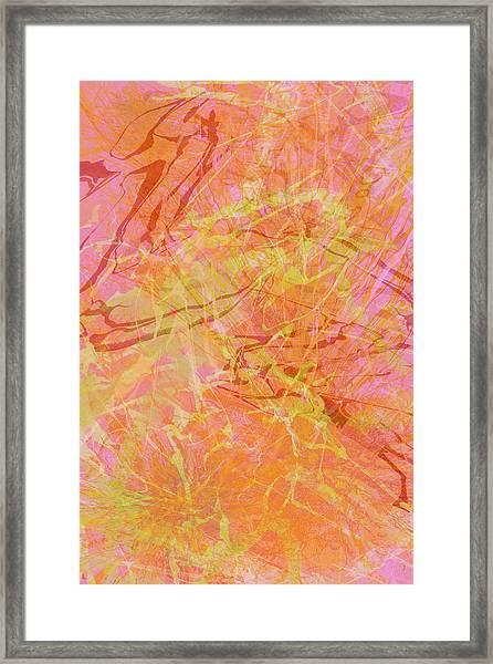 Fern Series #42 Framed Print