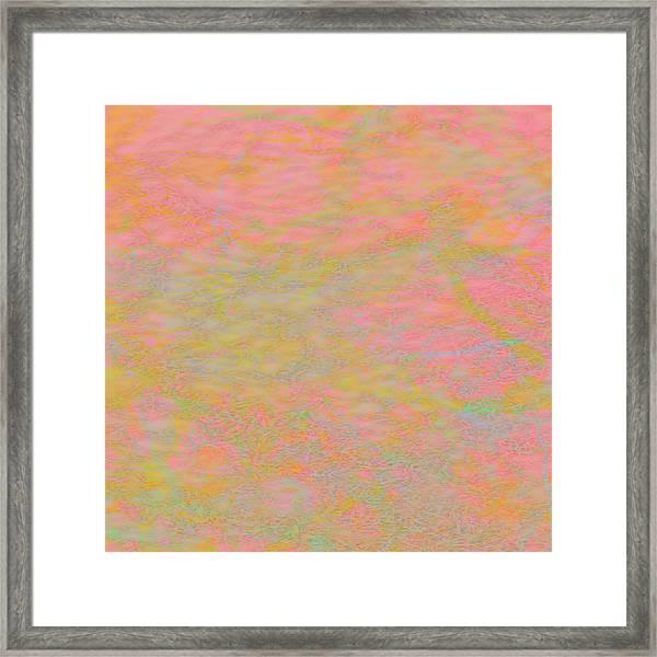Fern Series 75 Reticulated Framed Print