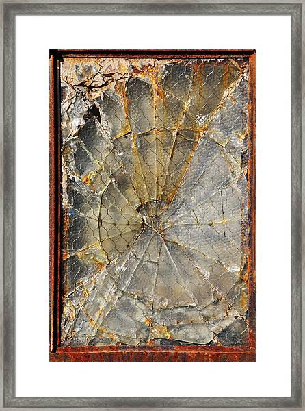 Fibonaccis Muse Framed Print