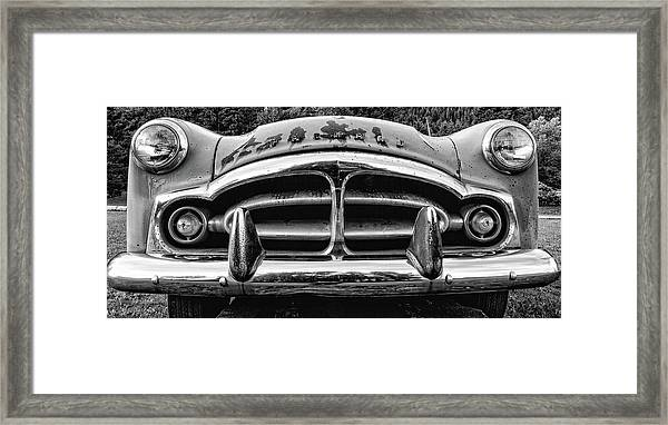 Fifty-one Packard Framed Print