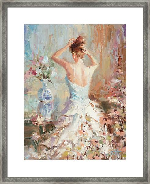 Figurative II Framed Print