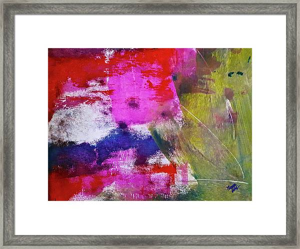 Find Myself Framed Print