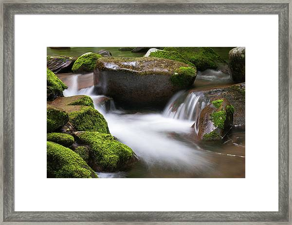 Find Your Path  Framed Print by T-S Fine Art Landscape Photography