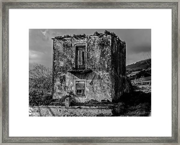 Fine Art Back And White234 Framed Print