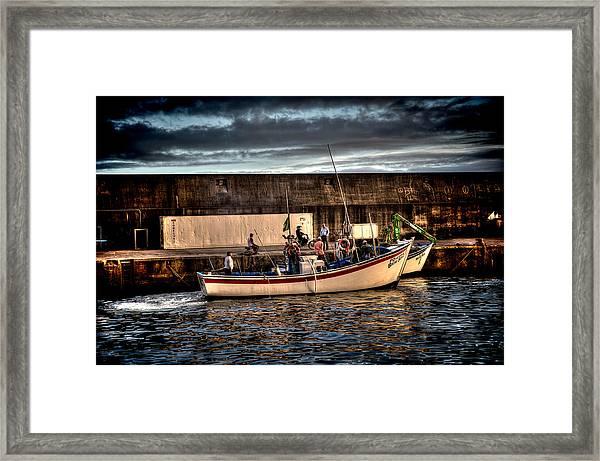 Fine Art Colour-137 Framed Print