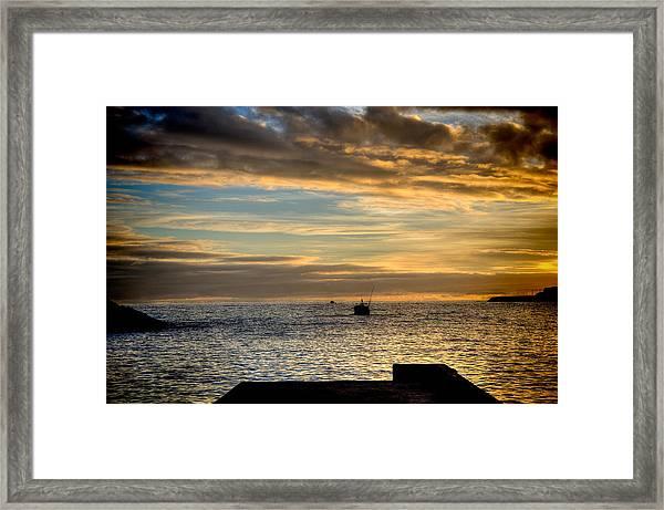 Fine Art Colour-138 Framed Print