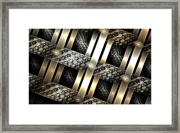 Fine Jewelry Framed Print