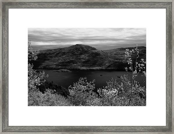 Five Mile Mt View Framed Print