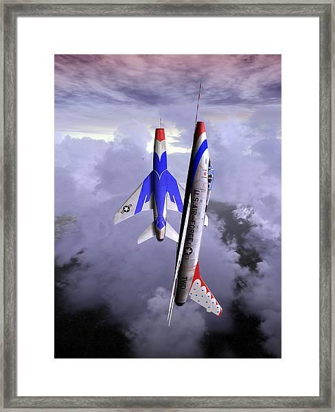 Fleur-de-lis 02 Framed Print