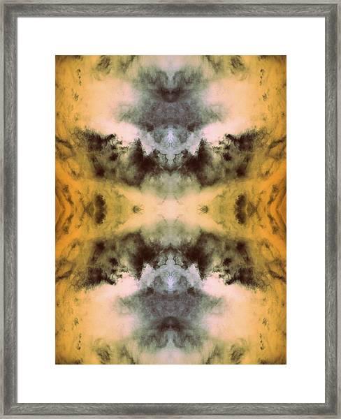Cloud No. 1 Framed Print