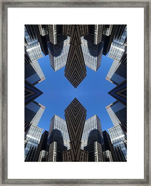 Nyc No. 14 Framed Print