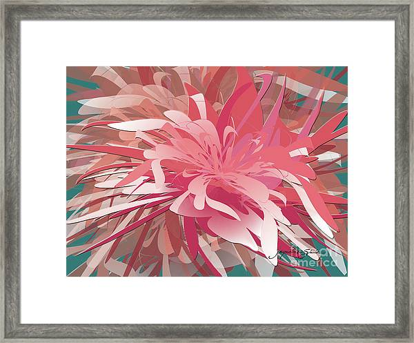 Floral Profusion Framed Print