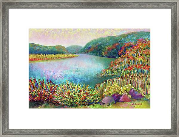 Florence Griswold View Framed Print